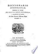 Diccionario Apostólico