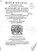 Diccionario apostolico