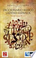 Diccionario básico Ladino - Español