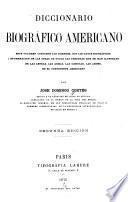 Diccionario biográfico americano