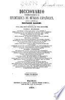 Diccionario biográfico-bibliográfico de efemérides de músicos españoles: Sección 1a: Efemérides