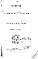 Diccionario biográfico cubano