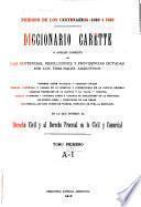 Diccionario Carette