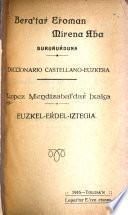 Diccionario castellano-euzkera