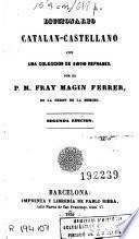 Diccionario catalan-castellano con una coleccion de 1670 refranes
