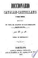 Diccionario catalán-castellano y vice versa