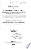Diccionario de administración