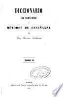 Diccionario de Educación y Método de Enseñanza