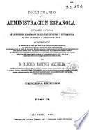 Diccionario de la administración española: (968 p.)