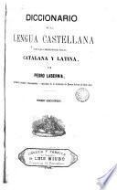 Diccionario de la lengua castellana con las correspondencias catalana y latina, 2