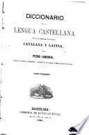 Diccionario de la lengua castellana con las correspondencias catalana y latina