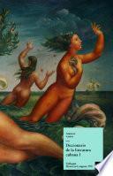 Diccionario de la literatura cubana I