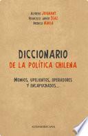 Diccionario de la Politica Chilena