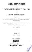 Diccionario de las lenguas española é inglesa de Neuman, Baretti y Seoane