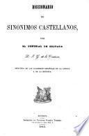 Diccionario de sinónimos castellanos