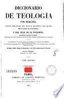 Diccionario de teología, 2