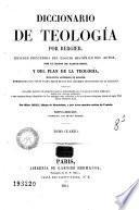 Diccionario de teología, 4