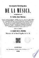 Diccionario Enciclopédico de la Música