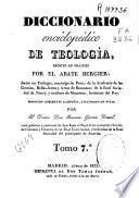 Diccionario enciclopédico de teología