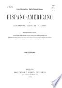 Diccionario enciclopédico hispano-americano de literatura, ciencias y artes: Apéndice 24-25. Segundo apéndice 26-28