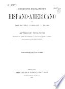 Diccionario enciclopédico hispano-americano de literatura, ciencias y artes