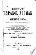 Diccionario Español-Alemán y Alemán-Español ...