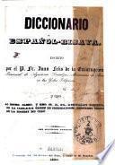 Diccionario espanol - bisaya