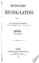 Diccionario español-latino