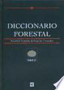 Diccionario forestal