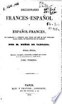 Diccionario francés-español y español-francés: Diccionario francés-español (964 p.)