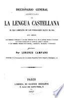 Diccionario genéral abreviado de la lengua castellano