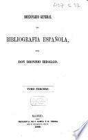 Diccionario general de bibliografía española: El sistema-Los amantes. 1868