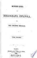 Diccionario General de Bibliografia Espanola