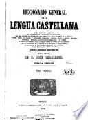 Diccionario general de la lengua castellana