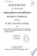 Diccionario geográfico-estadístico de España y Portugal: A-Z (VIII, 528 p., [2] map. pleg.)