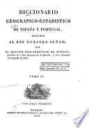 Diccionario geografico-estadistico de España y Portugal: España: Esparaz-Hoceja (L. S.), 1826
