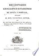 Diccionario geografico-estadistico de España y Portugal: Villaviciosa-Z. 1828