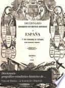 Diccionario geográfico-estadístico-histórico de España y sus posesiones de ultramar, 16 tom
