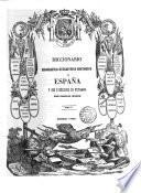 Diccionario geográfico-estadístico-histórico de España y sus posesiones de ultramar: Bar-Buz