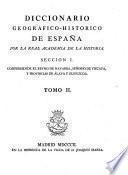 Diccionario geográfico-histórico de España por la Real Academia de la Historia