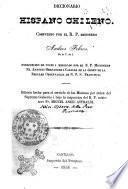 Diccionario hispano chileno compuesto por el r.p. misionero Andres Febres