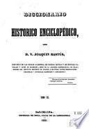 Diccionario histórico enciclopédico