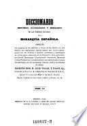 Diccionario Historico, Genealogico y Heraldico