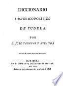 Diccionario histórico-político de Tudela