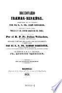 Diccionario Ibanag-Espanol. Compuesto en lo antiguo por el R. P. Fr. José Bugarin, reducido á mejor forma por el R. P. Fr. Antonio-Lobato de Sto. Tomas (etc.)