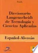 Diccionario Langenscheidt de Tecnología y Ciencias Aplicadas