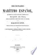 Diccionario marítimo español