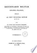Diccionario militar, espanol-frances