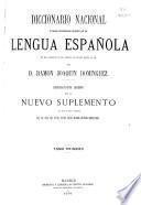 Diccionario nacional o Gran diccionario clásico de la lengua española: A-I