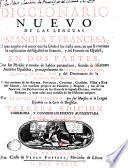 Diccionario nuevo de las lenguas española y francesa